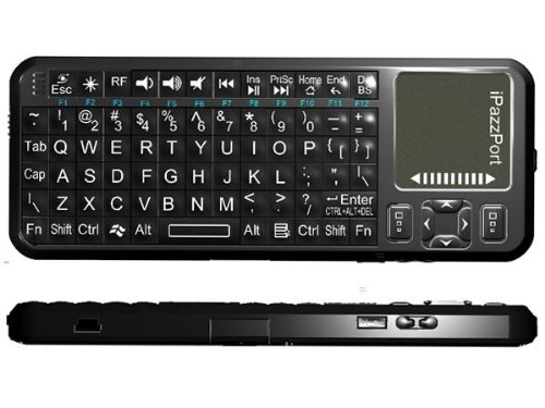 Windows 2000 Xp Vista ,Ce,windows 7 Android Multi-language Supporting Multi-touch and Scrolling Bar Internet Tv Viewing 2.4g Wireless Handheld Keyboard