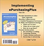 img - for CD#7 Implementing ePurchasingPlus book / textbook / text book