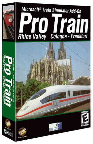 Pro Train: Microsoft Train Simulator Add On