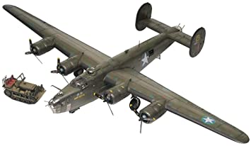Revell 1:48 B-24D Liberator Plastic Model Kit