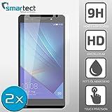 SmarTect® [2-Pack] Huawei Honor 7 Premium Panzerglas