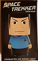 Space Trekker Look A-lite Spock Star Trek Mood LED Light Lamp