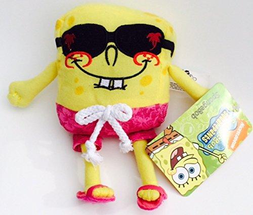 "Spongebob Squarepants ""Summer"" 5'' Plush - 1"