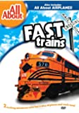 All About Fast Trains/All About Airplanes