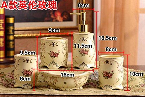 ensemble-di-bagnobagno-accessori-setcontinental-ceramiche-fini-sanitari-five-piece-kit-lavaggio-di-g