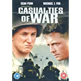 Casualties Of War [DVD]by Michael J. Fox