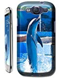New Style Top Selling Single Dolphin jump out of the water cell phone cases for Samsung Glaxy S3 i9300 iPad Mini