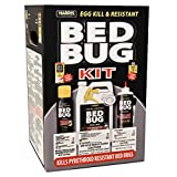 Harris Toughest Bed Bug Kit, Black Label