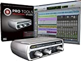 Pro Tools Make Music Now Recording Studio