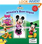 Minnie's Bowtique [With 32 Magnets] (...
