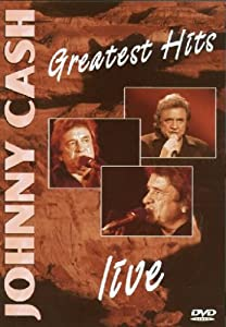 Johnny Cash - Greatest Hits/Live