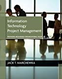 Information Technology Project Management with CD-ROM