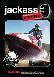 Jackass 3 (Two-Disc Unrated and Theatrical Edition w/ Anaglyph 3D)