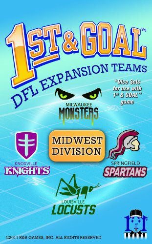 1st And Goal Expansion #4 - Midwest Division