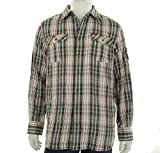 Rocawear Plaid Heritage Shirt