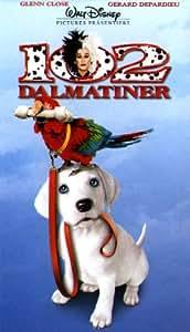 102 Dalmatians [VHS] [Import allemand]
