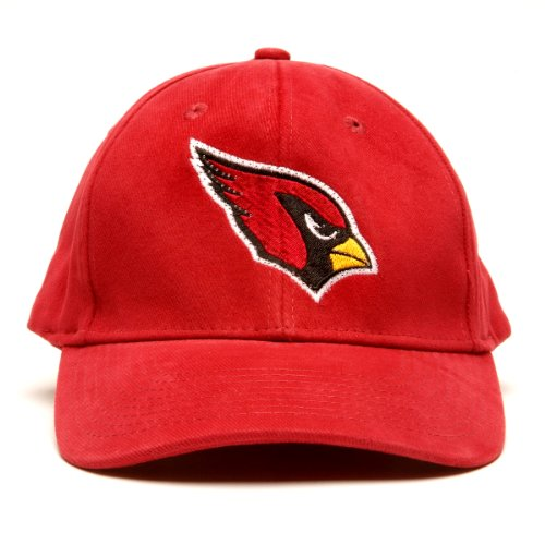 Nfl Arizona Cardinals Led Light-Up Logo Adjustable Hat