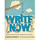 Write Now: Elementary Guided Composition Through Pictures and Puzzlespar Ronald Ridout