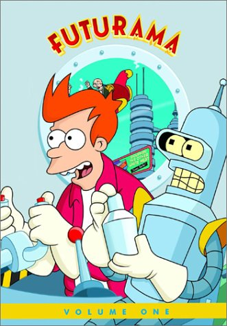 Futurama 1 [DVD] [1999] [Region 1] [US Import]
