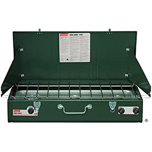 Amazon.com: Coleman Guide Series Dual-Fuel Camping Stove ...