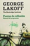 Puntos de reflexión (8499422063) by Lakoff, George