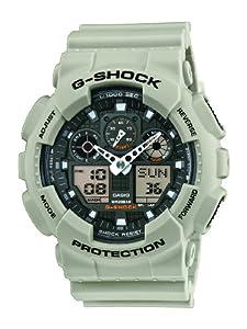 Casio G-Shock GA-100SD-8AER - Orologio da Polso Unisex