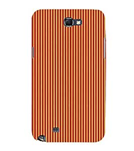 Stripe Pattern 3D Hard Polycarbonate Designer Back Case Cover for Samsung Galaxy Note i9220 :: Samsung Galaxy Note 1 N7000