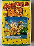 Garfield als Pirat