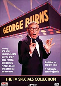 George Burns - The Tv Specials Collection by Standing Room Only