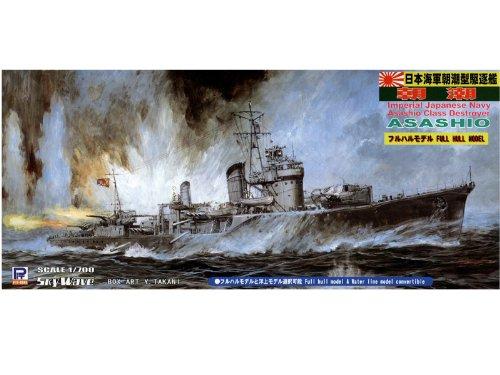 1/700 日本海軍 朝潮型 駆逐艦 朝潮 (フルハルモデル) (W118)