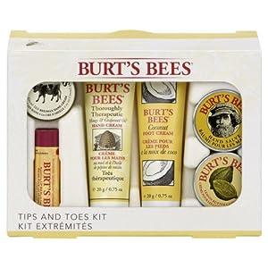 小蜜蜂化妆品海淘:Burt's Bees 小蜜蜂从头到脚套装 热门海淘必备