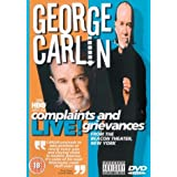 George Carlin - Complaints & Grievances [DVD] [2003]by George Carlin