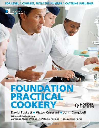 Practical Cookery: Foundation Student Book Level