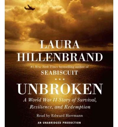 Download [ Unbroken: A World War II Story of Survival, Resilience, and Redemption [ UNBROKEN: A WORLD WAR II STORY OF SURVIVAL, RESILIENCE, AND REDEMPTION ] By Hillenbrand, Laura ( Author )Nov-16-2010 Compact Disc
