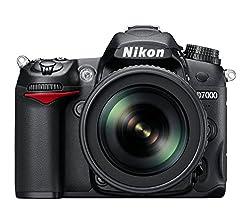 Nikon D7000 Digital SLR Camera with 18-140mm VR Lens