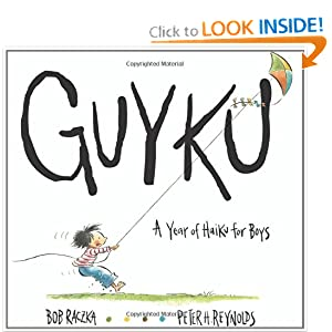 GUYKU: A Year of Haiku for Boys