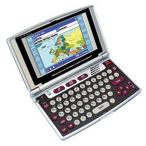 Ectaco Partner RT800 Russian - Turkish Talking Electronic Dictionary and Audio PhraseBook