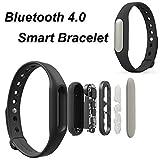 NIUTOP Nuova originale IP67 Xiaomi MI band Smart Watch Wireless Bluetooth4.0 Bracciale per Smartphone