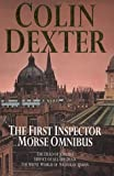 Colin Dexter The First Inspector Morse Omnibus: