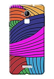 Coolpad Note 3 Plus Cover, Premium Quality Designer Printed 3D Lightweight Slim Matte Finish Hard Case Back Cover for Coolpad Note 3 Plus + Free Mobile Viewing Stand