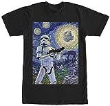 Star Wars- Stormy Night T-Shirt Size L