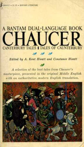 Canterbury Tales: A Bantam Dual-Language Book