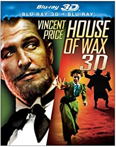 House of Wax [Blu-ray 3D] from Warner Home Video