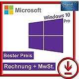 Microsoft Windows 10 Professional OEM Aktivierungsschlüssel