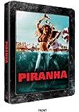 Piranha: Limited Steelbook Edition [Blu-ray + DVD]