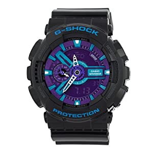 GA110HC-1A Casio G-Shock Limited Edition Blue and Purple Unisex Watch
