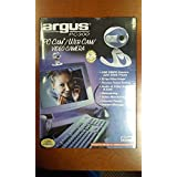 ARGUS PC300 PC CAM WEB CAM VIDEO CAMERA USB