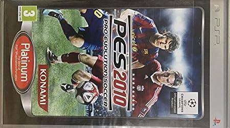 PES 2010 - Pro Evolution Soccer (PSP)