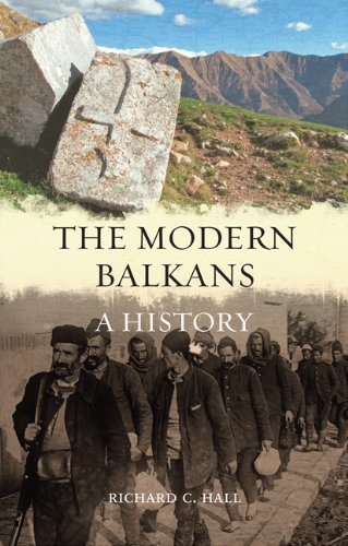 The Modern Balkans A History Harvard Book Store border=