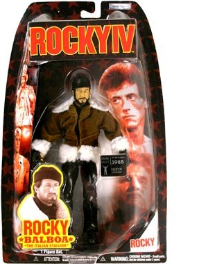 Buy Low Price Jakks Pacific Rocky IV Rocky Balboa Training Gear Figure (B001JBXW1S)